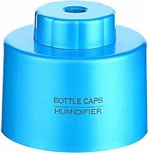 Wasserverdunster, Auto, Luftbefeuchter Luftreiniger Aroma, 14,5* 6cm blau