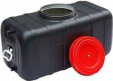 Wasservorratsbehälter Schwarz Wassertank Portable