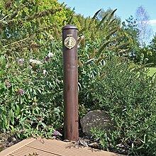 Wasserzapfstelle WZS1 Wasserzapfsäule für Garten