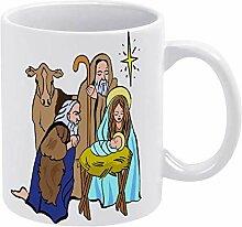 Watercolor Cupcake, lustige Keramik-Kaffeebecher,