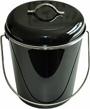 Waterquest Ice Bucket, Schwarz
