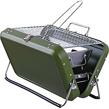 WATPET Brennholzträger Collapsible Tragbare Grill