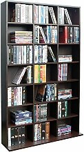 WATSONS Cube CD/DVD Regal für 588 CDs oder 378