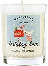 WAX LYRICAL CHR7502 Kerze, Glas, elfenbeinfarben,