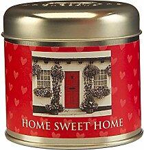 Wax Lyrical Home Sweet Home zeitlose Kerze in Blechdose