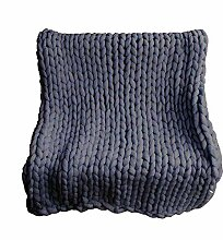 waysad 100 120 cm Nordic Dicke Wolle Handgewebte
