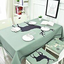WAZY Tischdecke Nordic Pastoral mehrzweck