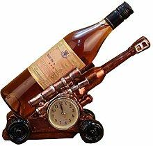 WAZY Weinregal Harz Handwerk europäischen Wein