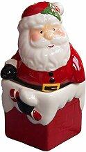 WB Santa CLAS Weihnachtsgeschirr mit Salz- und