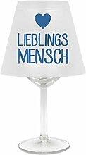 WB wohn trends Lampenschirm für Weinglas ~
