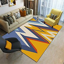 WBDYMX Teppich,rutschfeste verschleißfeste