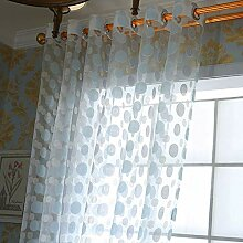 WBXZAL-Vorhang Vorhang, dünner Vorhang,
