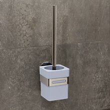 WC-Garnitur: Premium Bad-Accessoires - Anbringung