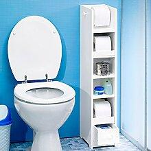 WC-Papier-Regal , Badezimmer-Regal