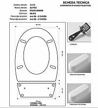 WC Pozzi Ginori olimpica-alfeo grau Mondrian