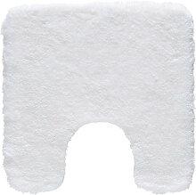 WC-VORLEGER Weiß 55/55 cm