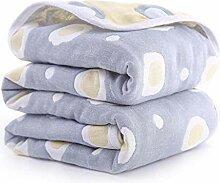WCL 120 * 150cm Baby Handtuch Ist Mit Sechs