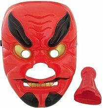 WCL Horror Maske, Buddhistische Maske, Japanische