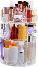 WCL Rotary Kosmetik-Box, Schminktisch, Regal,