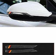 Wcnsxs 2 Stück Auto-Styling-Aufkleber für