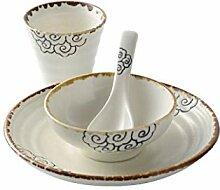 WCS Bowl Ceramic Bowl Schüsseln Geschirr im