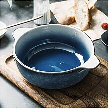 WCS Bowl Keramiknapf Keramik Suppenschüssel