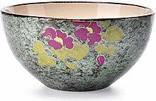 WCS Bowl Keramiknapf Keramikschalen, Klassisches
