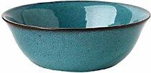 WCS Bowl Keramiknapf Pilz Schüssel amerikanisches