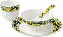 WCS Bowl Snack Dip Schalen Geschirr Keramik