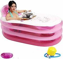 WCUI Dicker Aufgeblasenen Badewanne Erwachsene