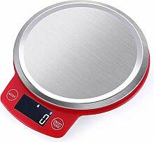 WCX Küchenwaage Digital, Zum Kochen Und Backen