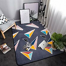 WCZ Geometrische Teppich Muster