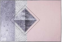 WCZ Wohnzimmer Fußmatte Dekoration, Teppich