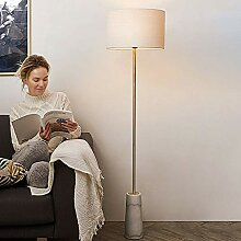 WCZZ Stehlampe, Heimtextilien, Leseleuchte mit