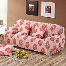 WDBS 1 + 2 + 3 home Textile Möbel Sofa Set universal Sofa Set Handtuch Sofabezug einen vollen Zettel , 1 , 2seater