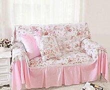 WDBS Garten-Baumwolle Twill Deckglas Sofa Sofa Sofa Handtuch Bezugsstoff , 195*260cm