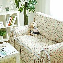 WDBS Garten Stoff Sofa Deckel Sofa Deckel Sofa Baumwolltuch , 180*260cm