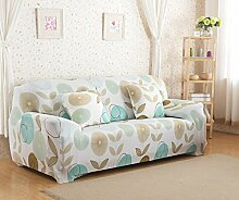 WDBS Sofa Kissen Stoff gleiten Garten Farbe Sofa set Joker Sofa Handtuch , 2 , 3seater