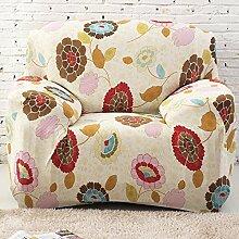 WDBS Sofa Kissen Stoff gleiten Garten Farbe Sofa set Joker Sofa Handtuch , 3 , 1seater