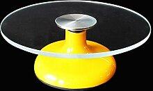 WDBS Umrahmt von Blume Bett / 30cm Glas Drehteller/Kuchen dekorieren Werkzeuge, Kuchen Plattenspieler