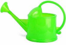 Wddwarmhome Sprinkler Grün 3.8L Plastik Verdickte Bewässerungsdose Lang Mund Bewässerung Topf