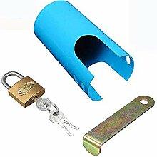 wdegr Wasserhahnsperre, Lock Tap Schutzabdeckung