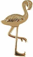 WDOIT Kreativ Gold Flamingo Hochzeit