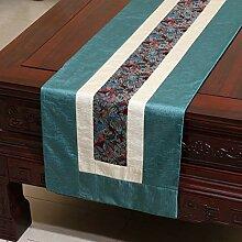 WDSJZQ Tischläufer, Chinesischen Flagge