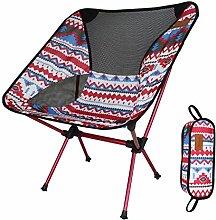 WDXGZY Camping Chair Leichter Klappstuhl Mit