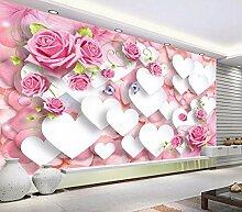 Weaeo 3D Wandbilder Tapete Für Wohnzimmer Wände