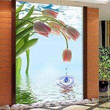 Weaeo Benutzerdefinierte 3D Wohnzimmer Eingang