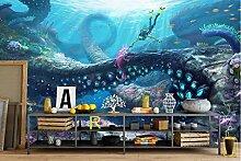 Weaeo Benutzerdefinierte Mural 3D Fototapete