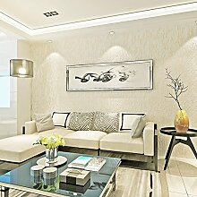 Weaeo Einfache Schlafzimmer Farbe Plain Vliestapeten Tapete