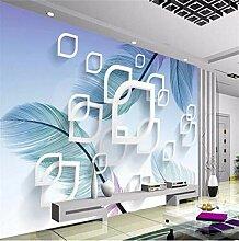 Weaeo High-Definition 3D Farbe Federn Hintergrund
